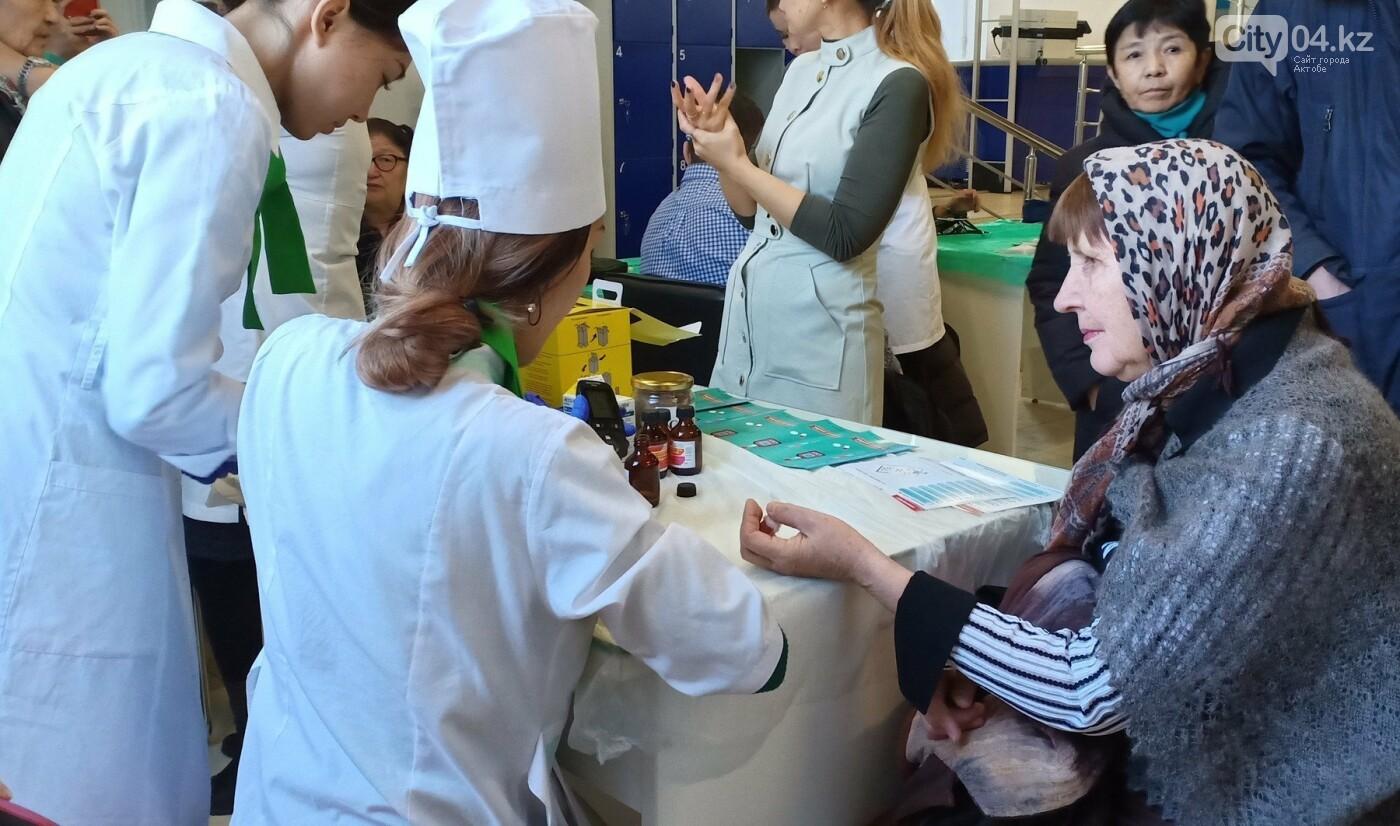 14000 жителей Актобинской области страдают сахарным диабетом, фото-1