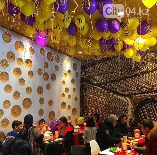 """В Актобе открылся ресторан быстрого питания """"Макдональдс"""", фото-1"""
