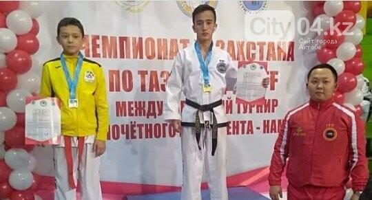 Актюбинские таэквондисты привезли шесть медалей с международного турнира, фото-1