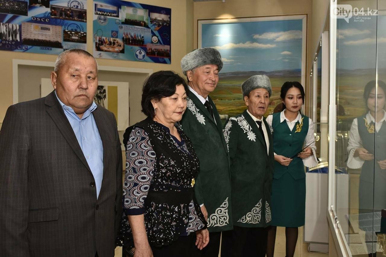 Выездная выставка фонда Елбасы  продолжает работу в Актобе, фото-2
