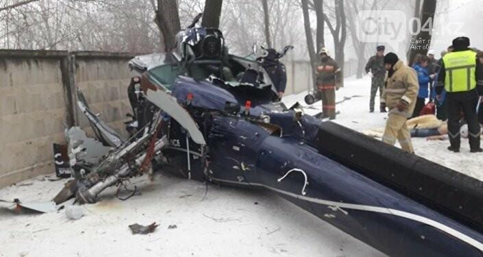 Эксперт назвал три версии крушения вертолета в Алматы , фото-2