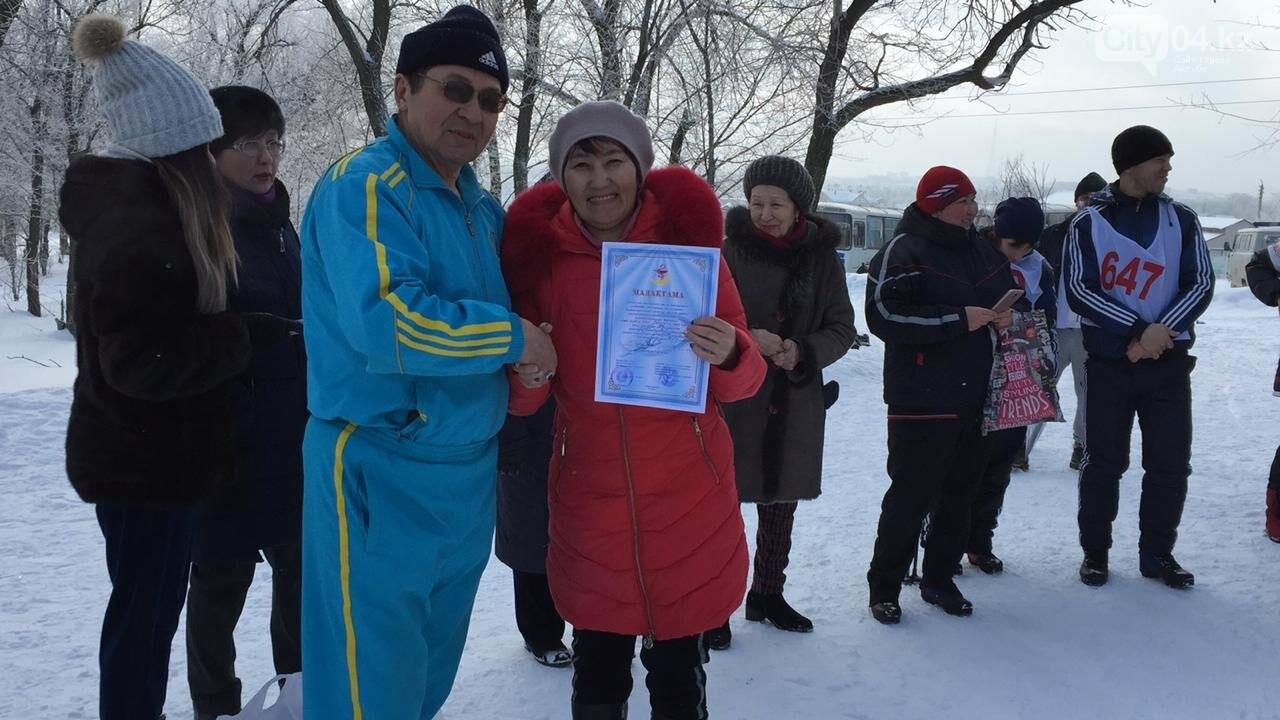 Актюбинские врачи встали на лыжи, фото-2