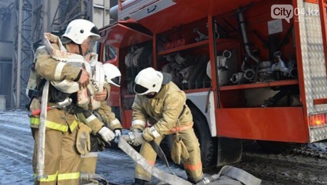 Пожарно-тактические учения прошли на АЗФ, фото-2
