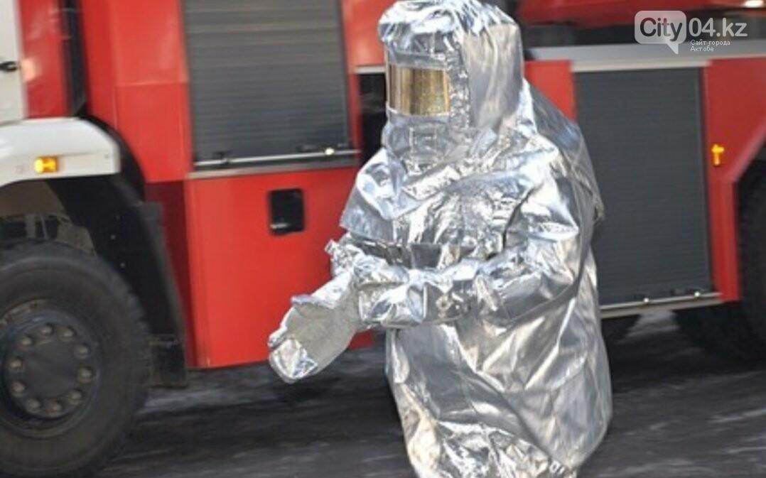Пожарно-тактические учения прошли на АЗФ, фото-1