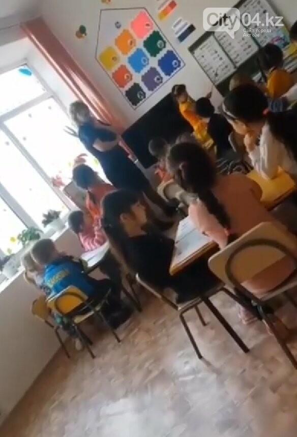 В Актобе воспитательница ударила ребенка в детском саду, фото-1