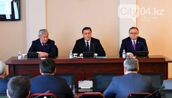 Назначен аким Актюбинской области , фото-1