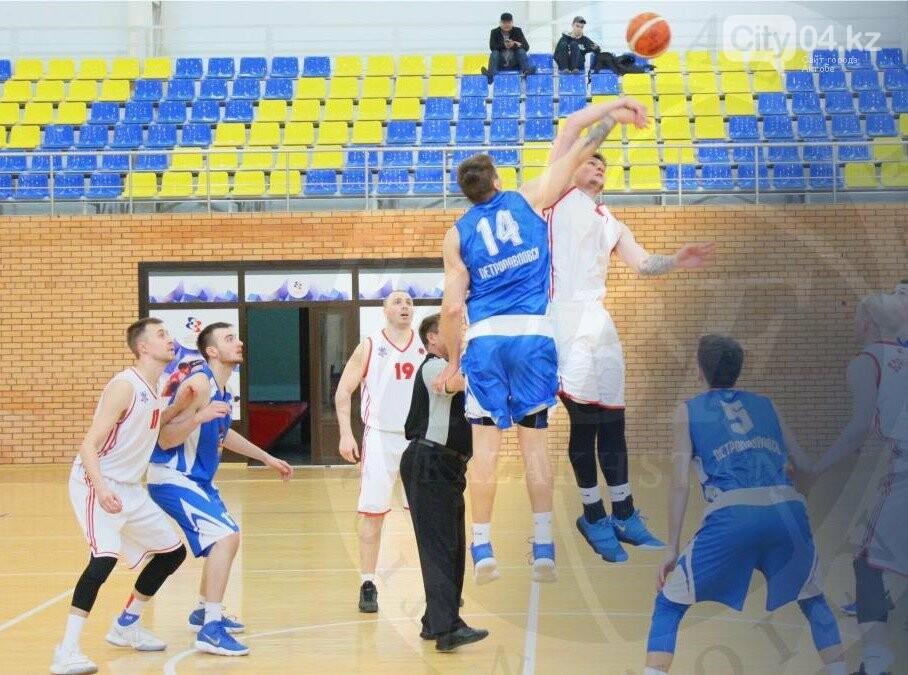 """Баскетболисты """"Актобе"""" вырвали у """"Барса"""" путевку в финал Высшей лиги, фото-1"""