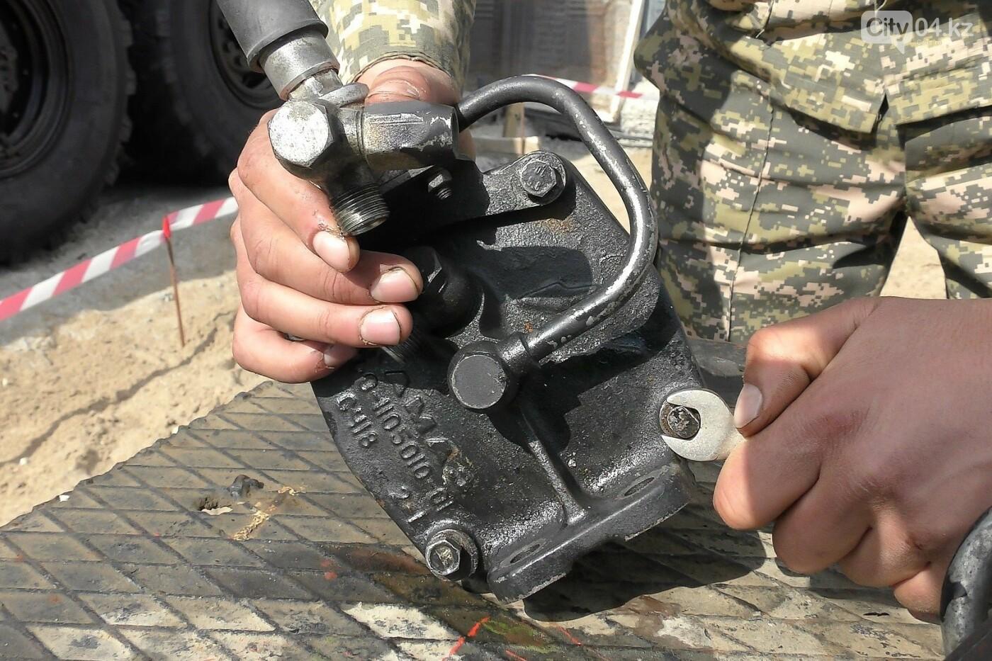 В региональном командовании «Запад»  начался перевод военной техники  на летний период эксплуатации, фото-1