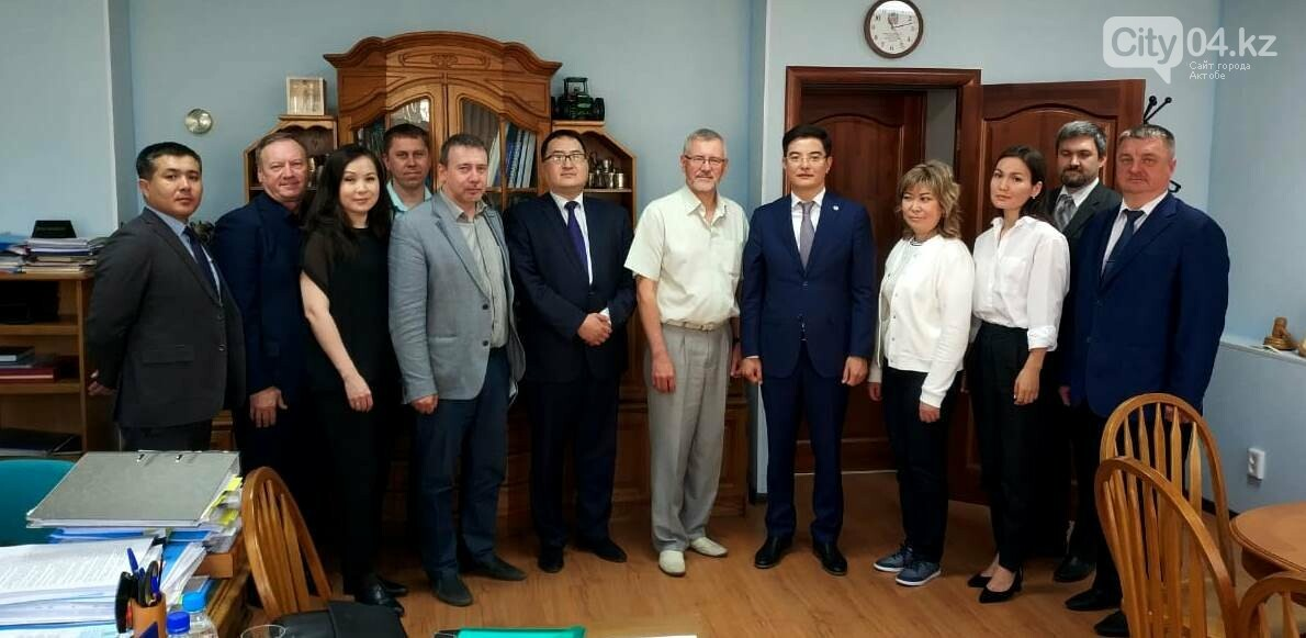 Актюбинских бизнесменов приглашают в «сердце Евразии», фото-1