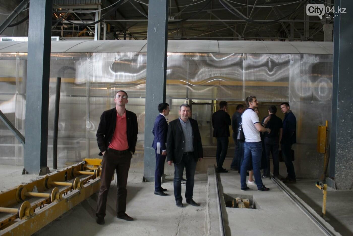 Как российские бизнесмены в Актобе опыт перенимали, фото-1
