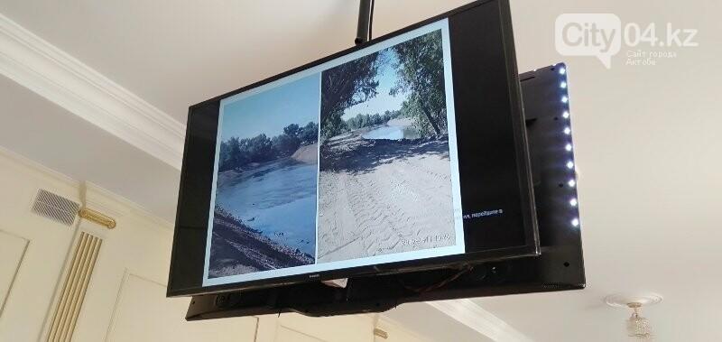 Проблему нехватки воды для полива на дачах обсудили в акимате Актобе , фото-2