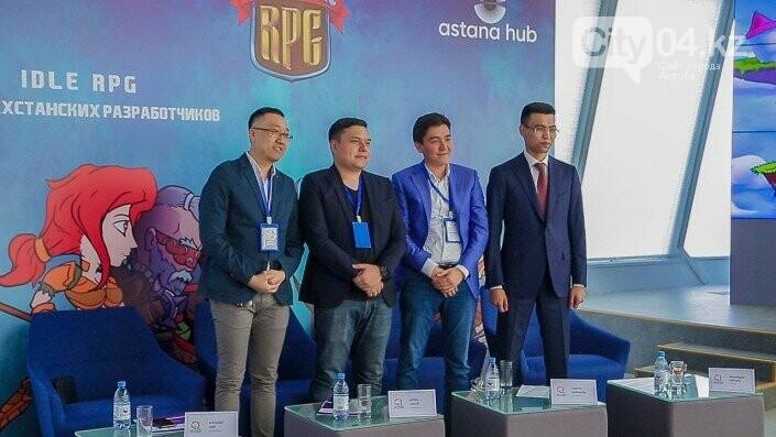 Казахстанские разработчики анонсировали первую мобильную игру в жанре IDLE RPG, фото-1