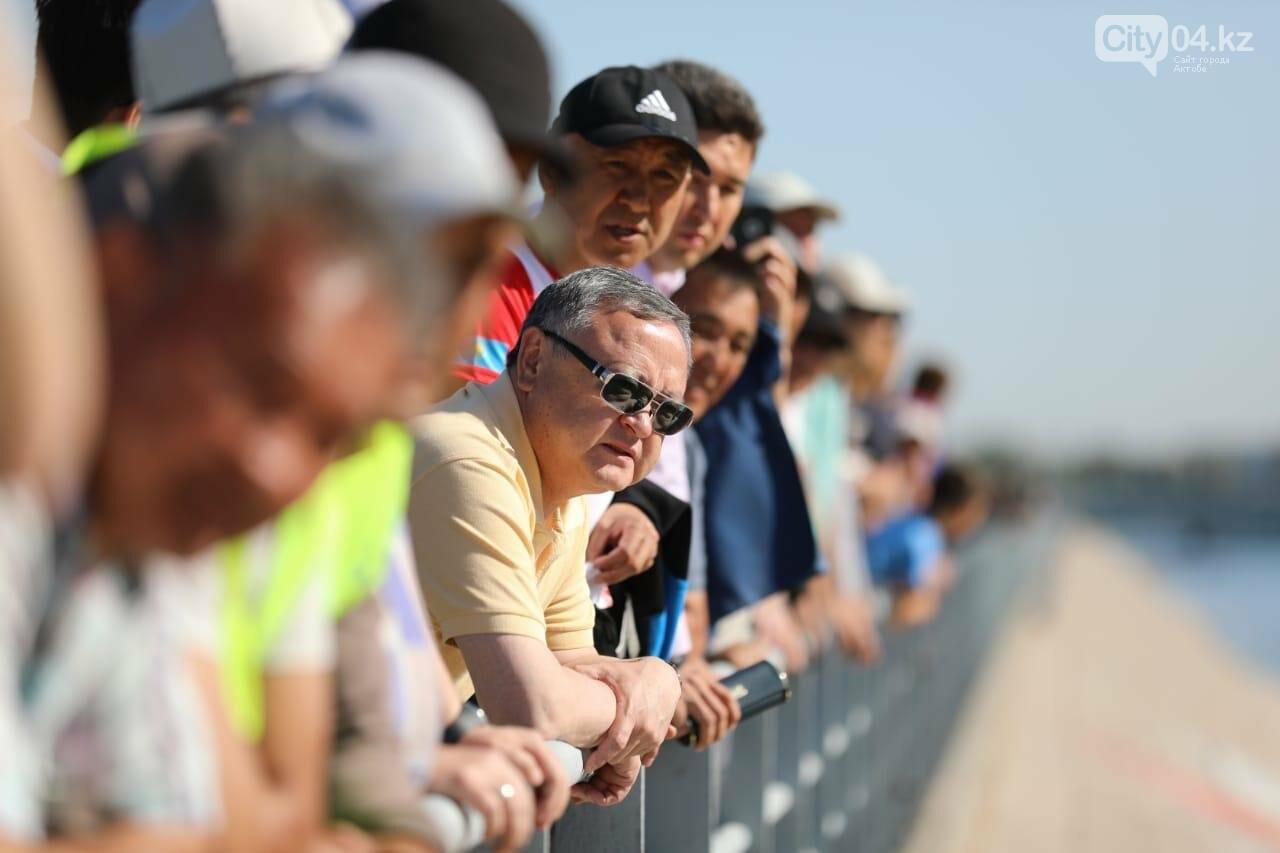 Ақтөбеде алғаш рет триатлоннан ҚР Чемпионаты өтуде, фото-1