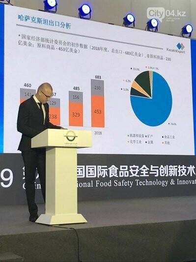 Казахстан презентовал в Китае свой экспортный потенциал в сфере сельского хозяйства, фото-2