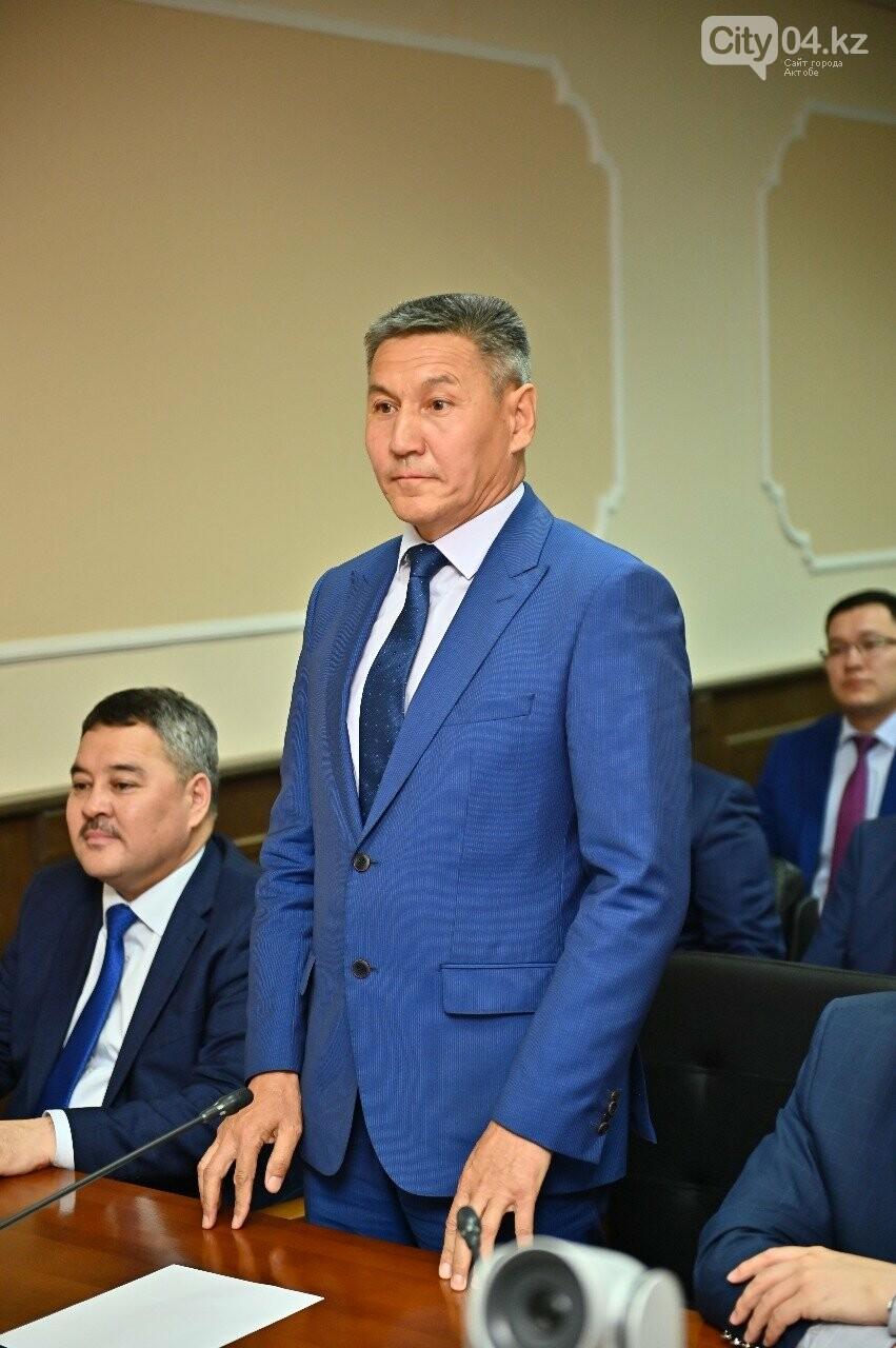 Ряд кадровых назначений произошел в Актюбинской области, фото-4