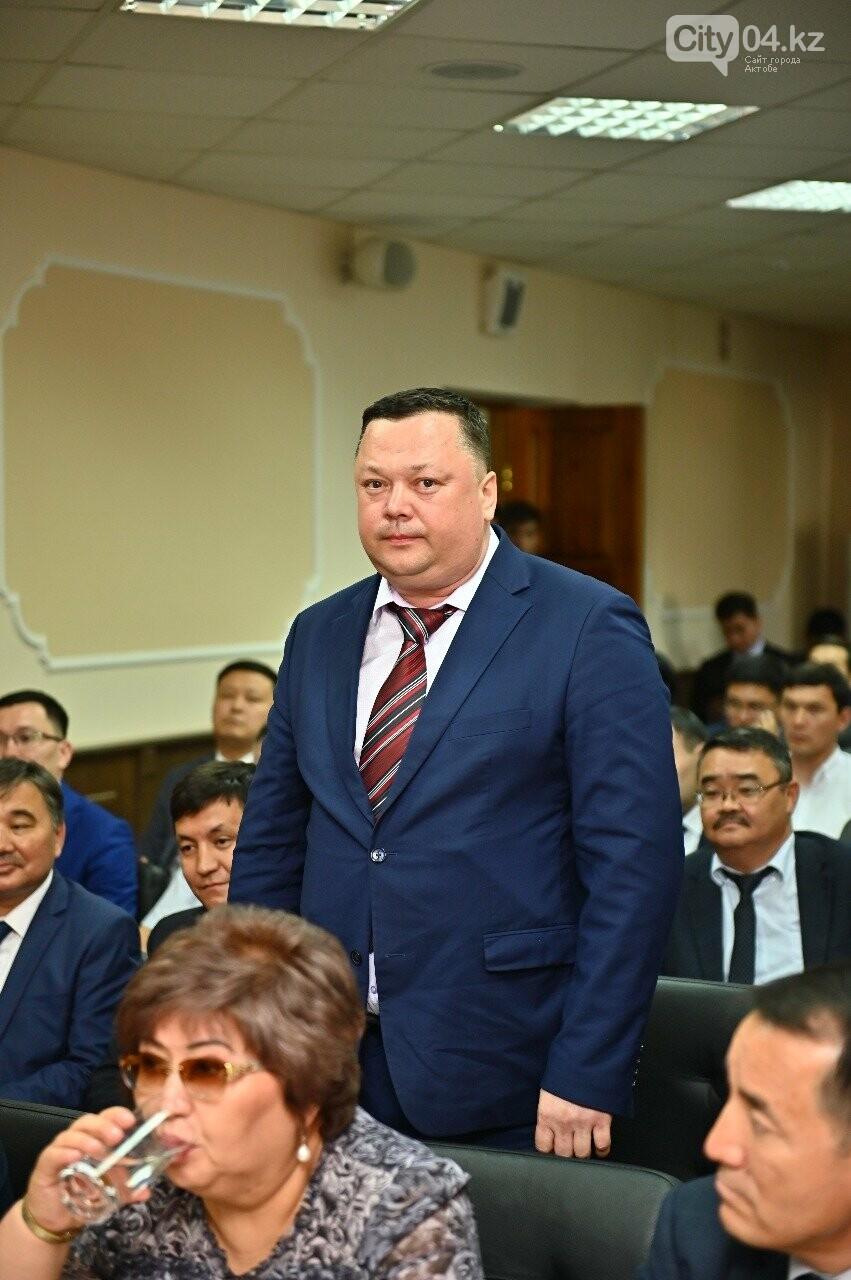 Ряд кадровых назначений произошел в Актюбинской области, фото-5