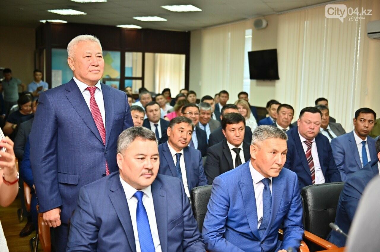 Ряд кадровых назначений произошел в Актюбинской области, фото-2