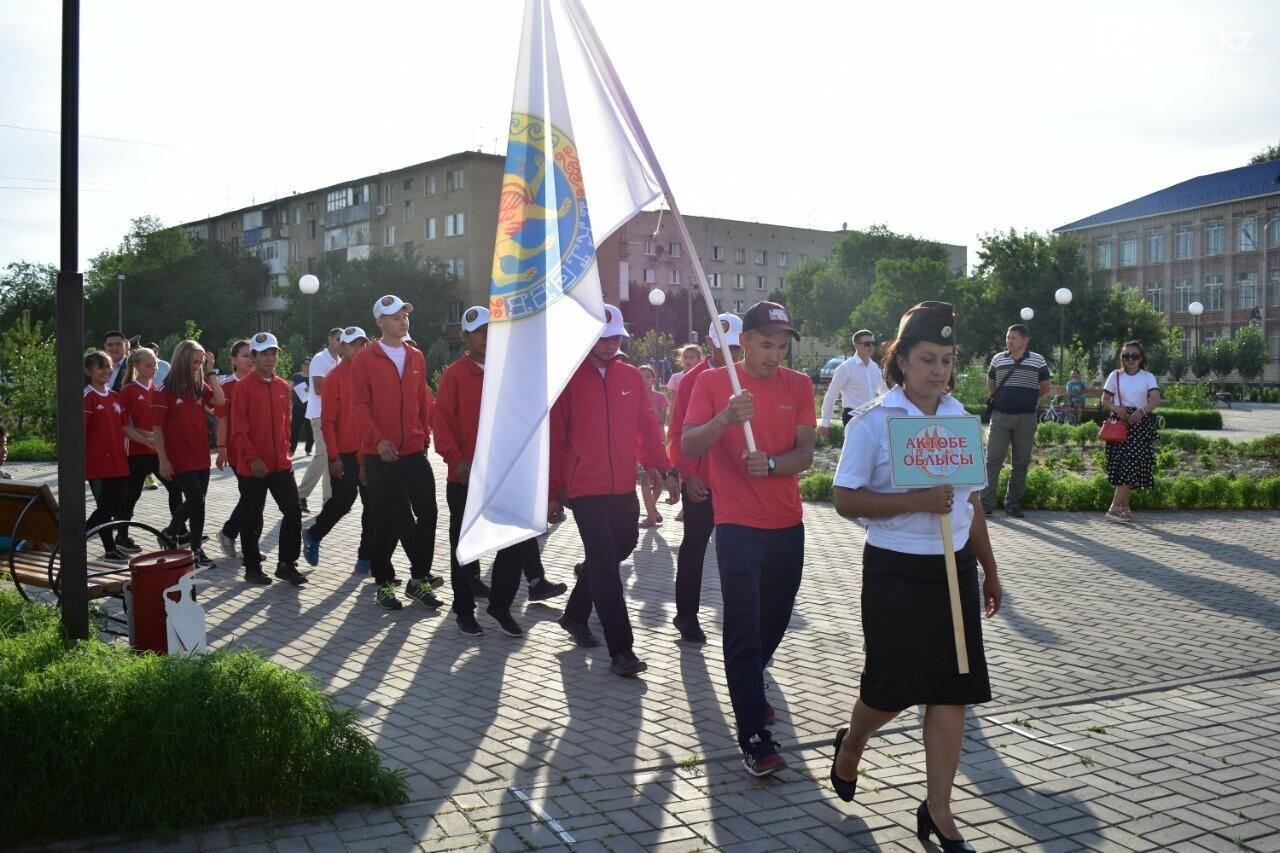 Чемпионат по пожарно-спасательному спорту среди юношей, фото-2