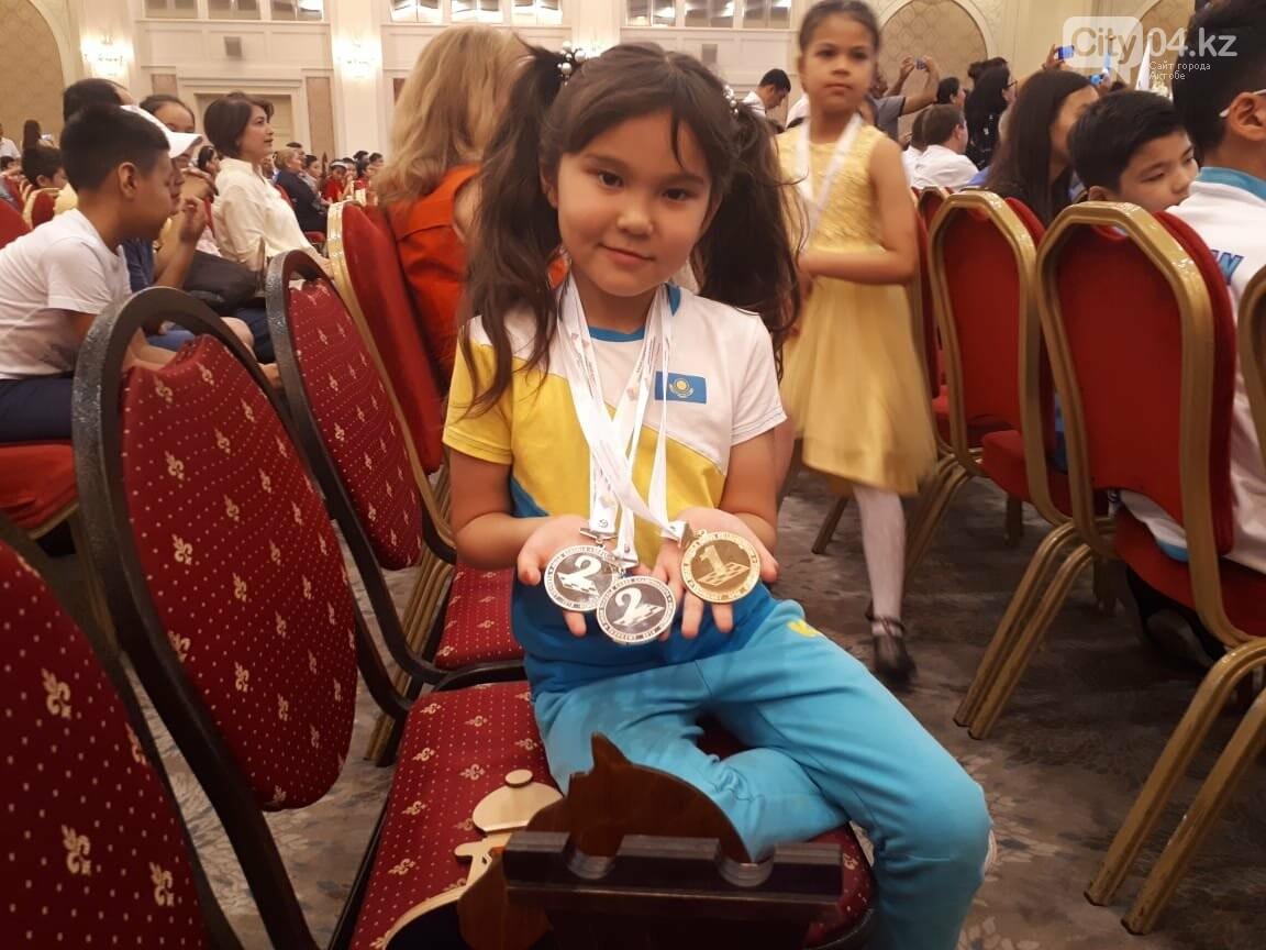 7 жастағы ақтөбелік бүлдіршін шаxматтан Азия чемпионатында топ жарды, фото-2