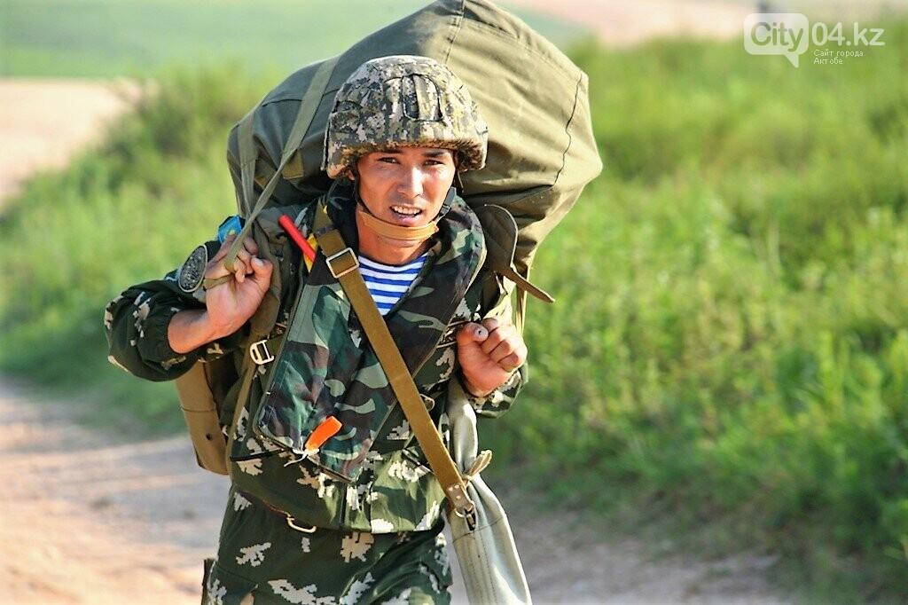 Халықаралық армиялық ойындарына десантшыларымыз әзір, фото-1