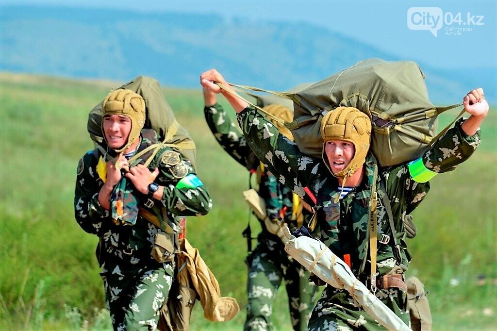 Халықаралық армиялық ойындарына десантшыларымыз әзір, фото-3