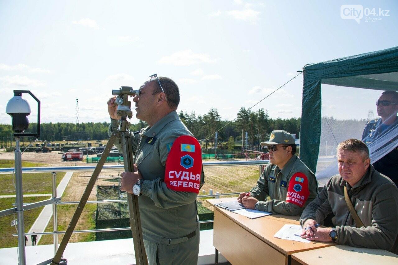 Военные летчики Казахстана на международном конкурсе «Авиадартс-2019» показали хорошие результаты, фото-8