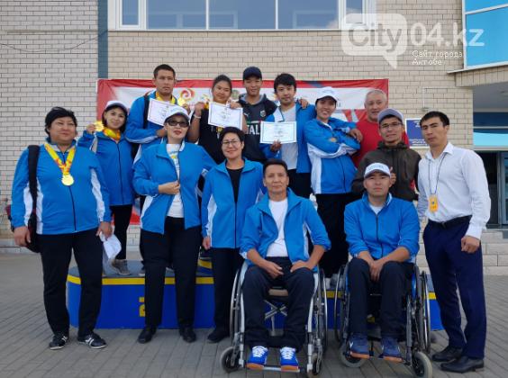 Актюбинские паралимпийцы заняли 9 общекомандное место, фото-3