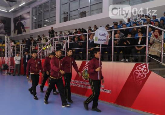 Почти 800 спортсменов участвуют в V фестивале по национальным видам спорта , фото-1