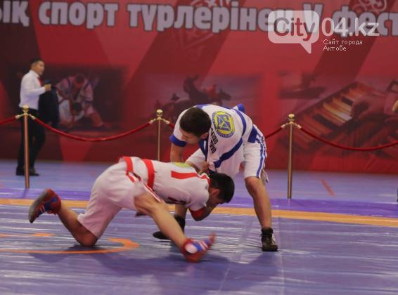 Почти 800 спортсменов участвуют в V фестивале по национальным видам спорта , фото-2