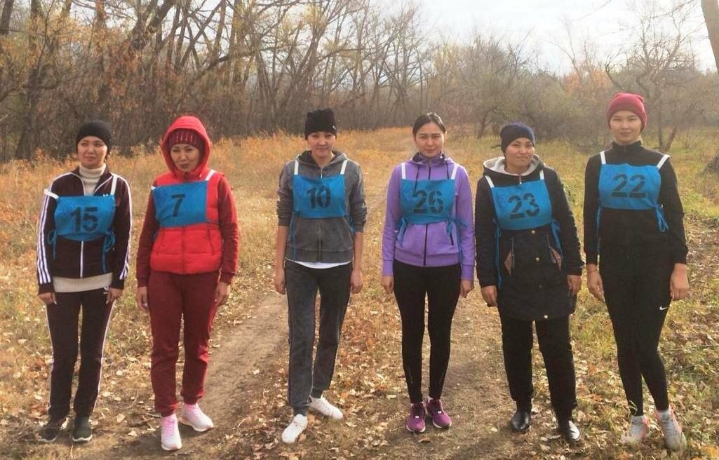 В Уральске гвардейцы стали победителями легкоатлетического кросса «Золотая осень», фото-1