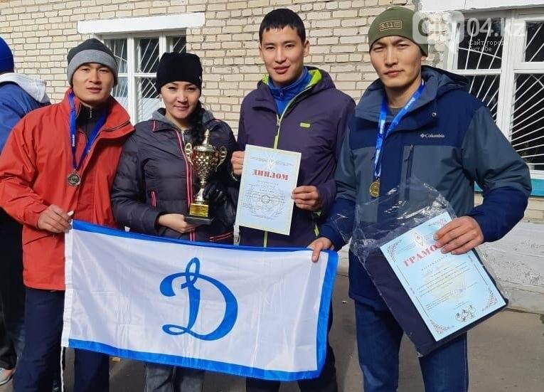 В Уральске гвардейцы стали победителями легкоатлетического кросса «Золотая осень», фото-2