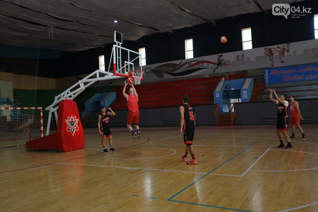 Власти Актобе обещают поддерживать баскетбол, фото-1