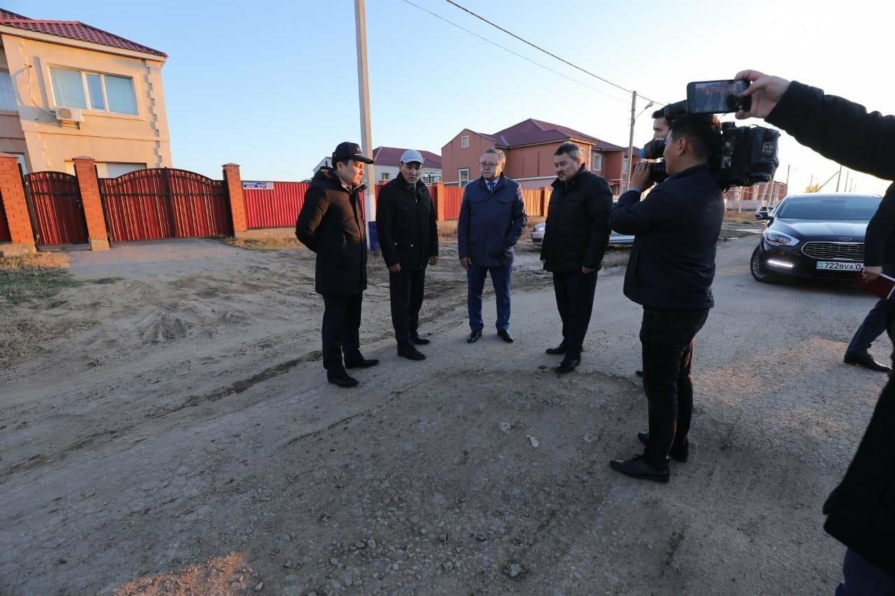 Проблемой номер один назвал аким области актюбинские дороги, фото-1