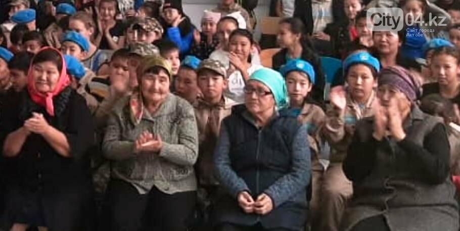 Творческий десант уральских гвардейцев побывал в гостях у школьников , фото-2