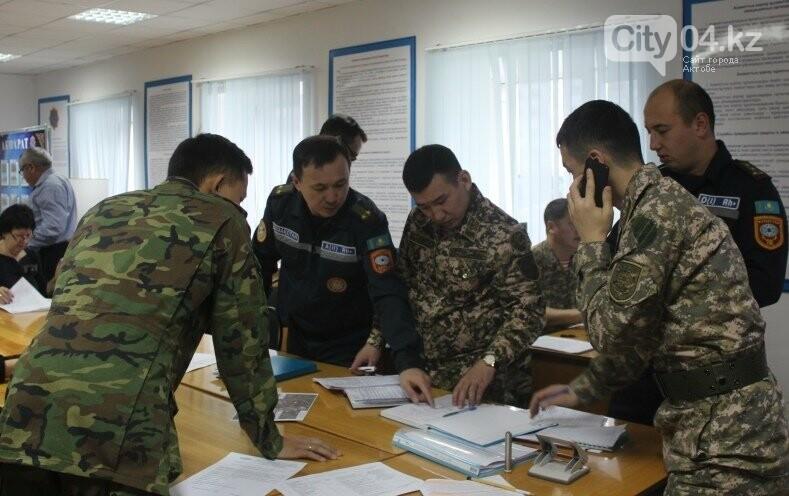 Спасатели Актобе проверили готовность к авариям ракет, фото-1