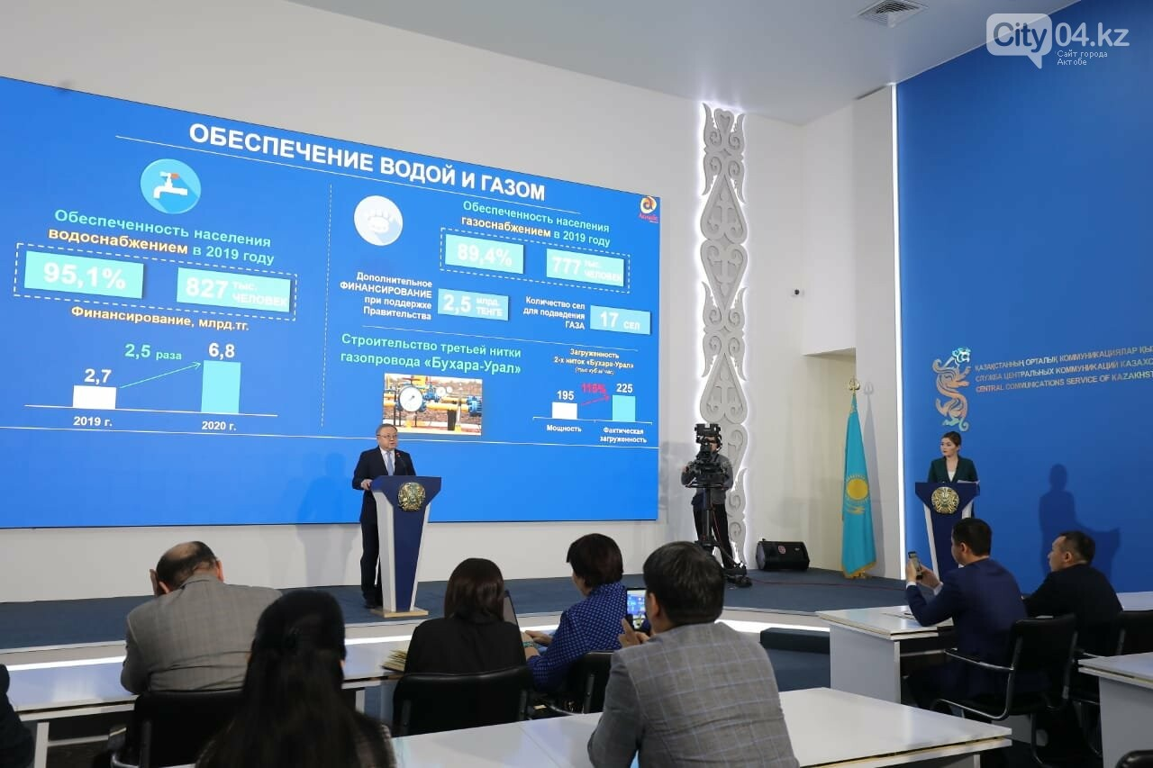 Почти 1 млн кв. м. жилья построят в Актюбинской области  в 2019 году, фото-1