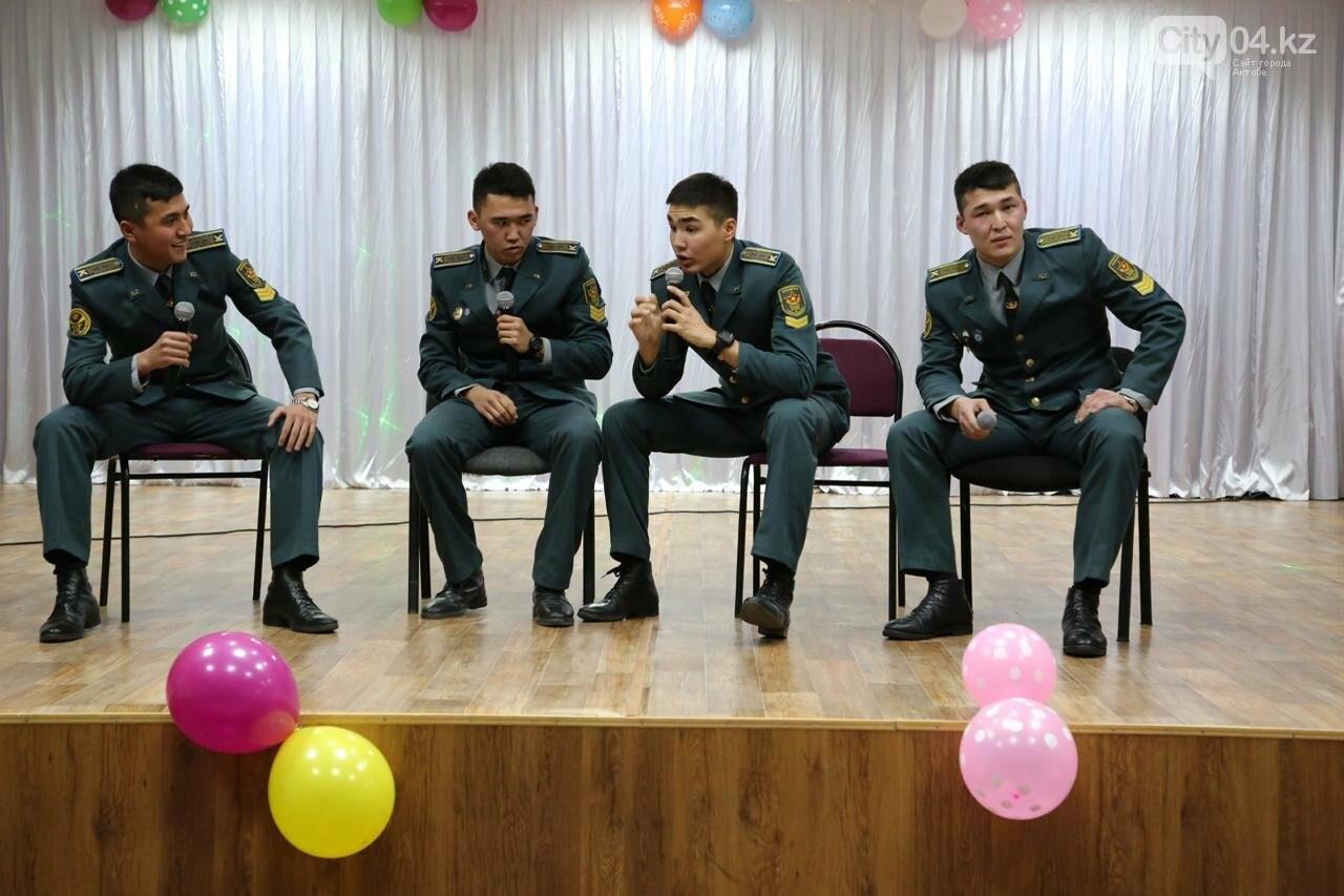 100 первокурсников военного лётного института посвятили в курсанты , фото-4