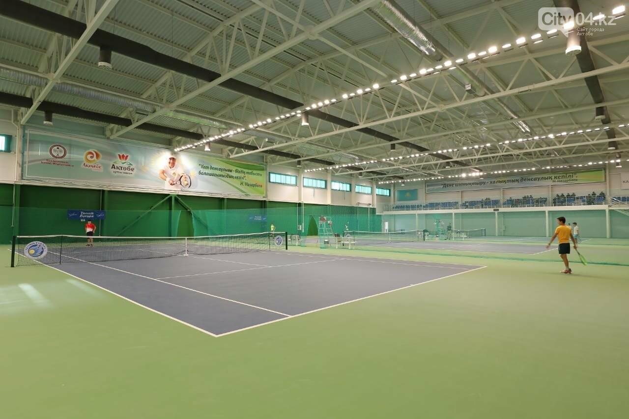 Коррекционный детсад и теннисный центр показали акиму области в Актобе, фото-5