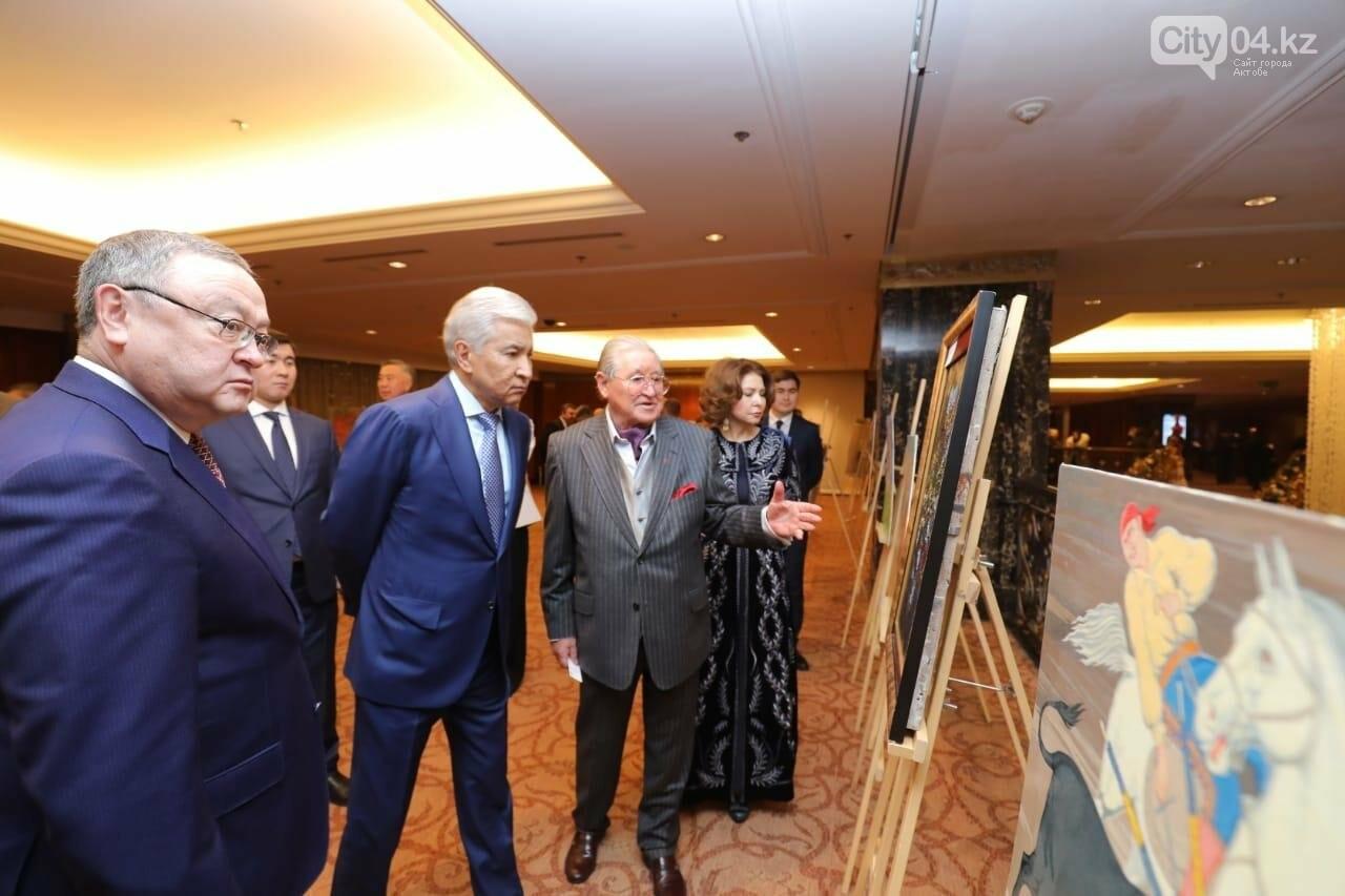 В Москве проходят выставки деятелей культуры из Актобе, фото-1