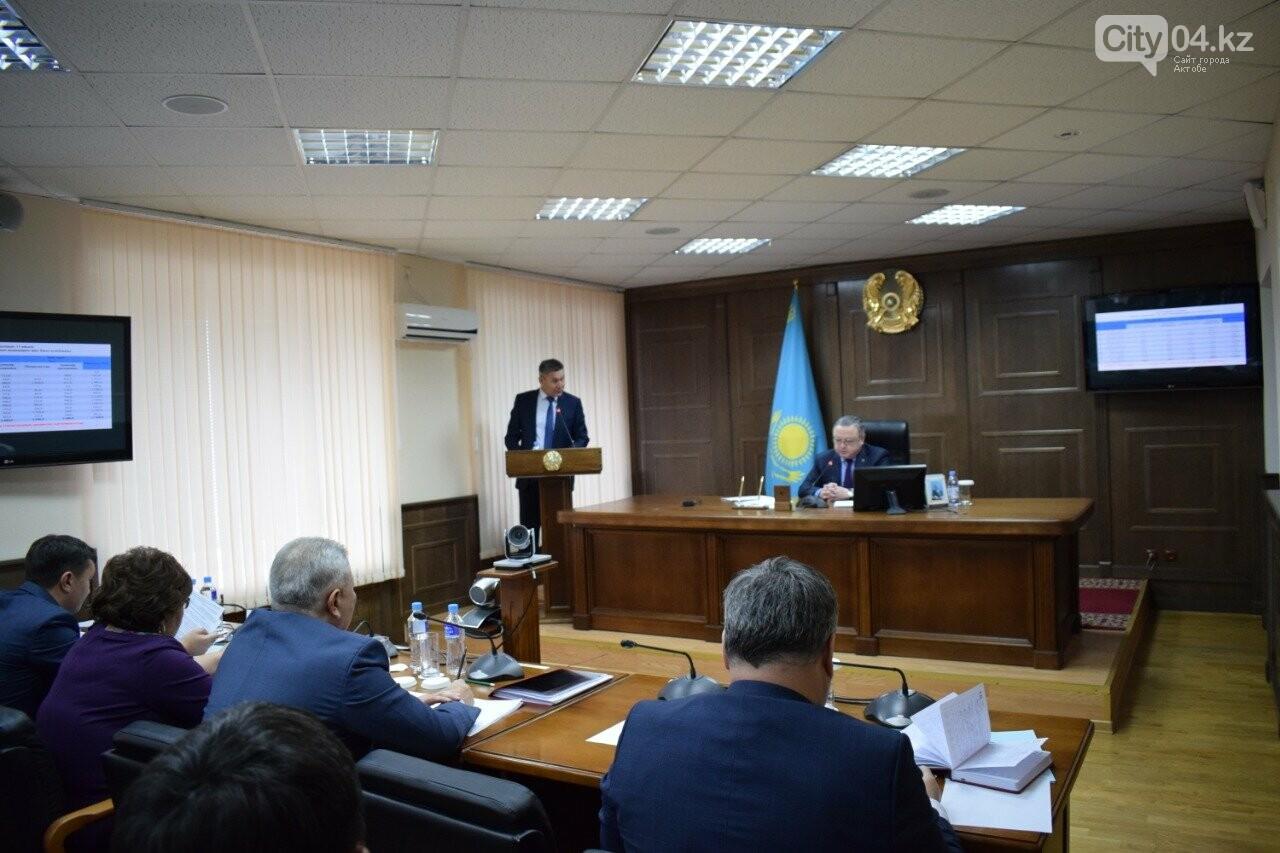 Аким Актюбинской области отчитал подчиненных за невыполнение проектов, фото-1