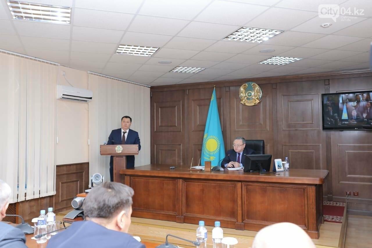 Не экономить на работниках призвал бизнесменов аким Актюбинской области , фото-1