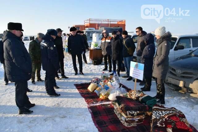 В Хромтуском районе проверили готовность служб ЧС, фото-3