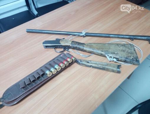 За первый день полицейского усиления в Актобе раскрыт угон и еще 37 преступлений, фото-1