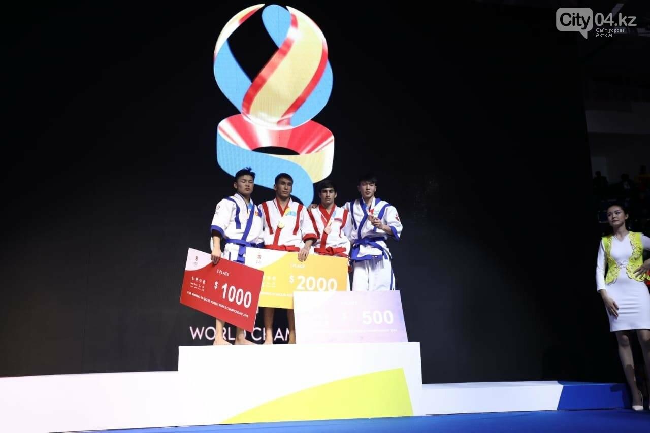 В Актобе проходит чемпионат мира по Qazaq Kuresi , фото-5
