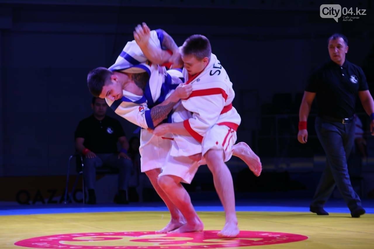 В Актобе проходит чемпионат мира по Qazaq Kuresi , фото-2