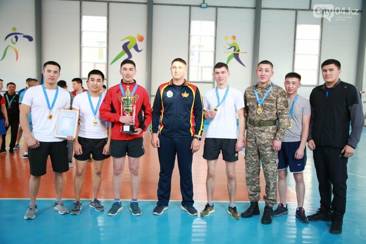 Два дня спорта посвятили Дню Независимости в актюбинском гарнизоне, фото-5