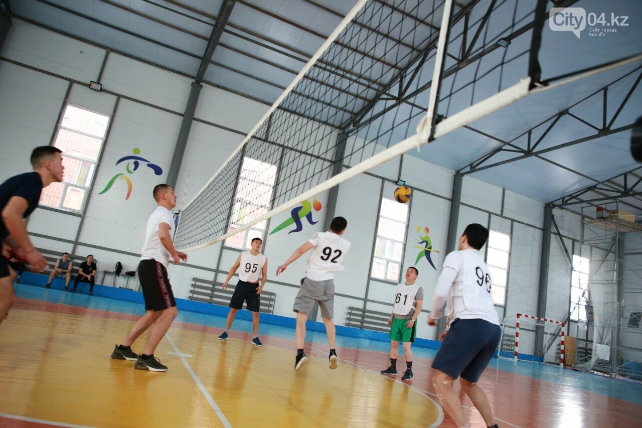 Два дня спорта посвятили Дню Независимости в актюбинском гарнизоне, фото-1