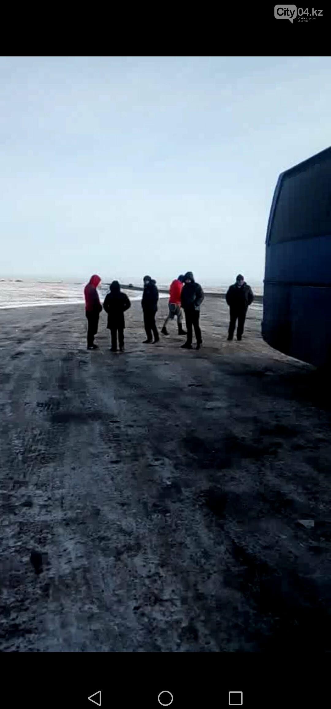 """На трассе """"Самара-Шымкент"""" спасли очередной автобус, фото-1"""
