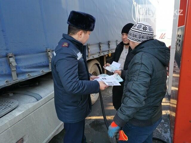 "С программой ""Дармен"" знакомили водителей сотрудники ДЧС, фото-1"