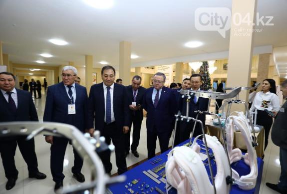 Профсоюз медиков Казахстана собрался на форум в Актобе, фото-1